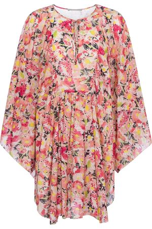 Stella McCartney Floral cotton kaftan