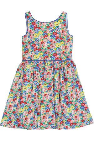 Ralph Lauren Floral cotton poplin dress