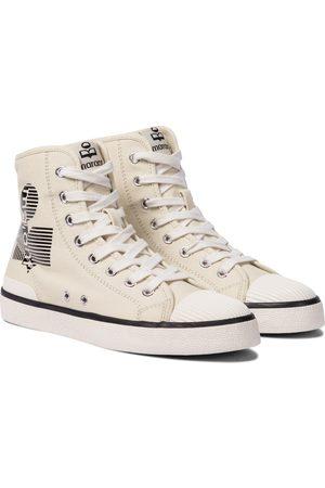 Isabel Marant Women Sneakers - Benkeen canvas sneakers