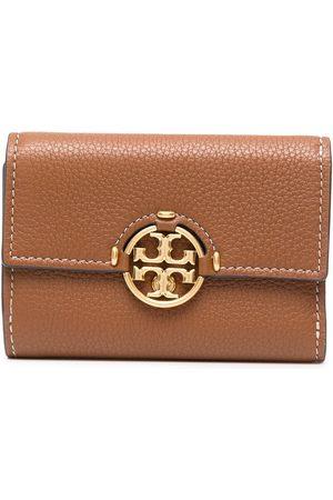 Tory Burch Logo-plaque leather purse