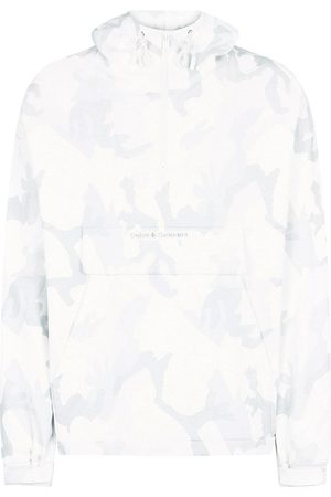 Dolce & Gabbana Abstract-print drawstring hoodie