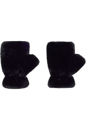 Apparis Ariel faux-fur mittens