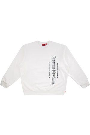 Supreme Side Logo sweatshirt