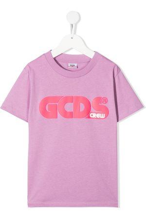 GCDS Logo-print T-shirt