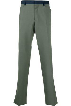 Lanvin Side-stripe tailored trousers
