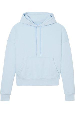 WARDROBE.NYC Drawstring cotton hoodie