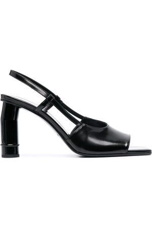 Nina Ricci Strappy high-heel pumps