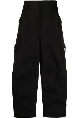Bottega Veneta High-waist cargo trousers