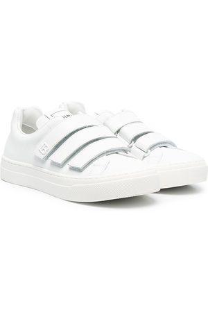 Balmain Touch-strap low-top sneakers