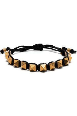 VALENTINO GARAVANI Rockstud rope bracelet