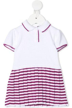 LITTLE BEAR Striped polo shirt