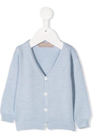 LA STUPENDERIA Button-down cardigan