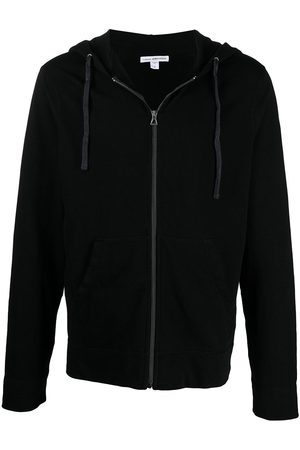 James Perse Vintage-fleece hoodie