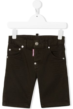Dsquared2 Logo-patch shorts