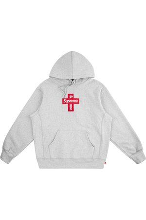 Supreme Cross Box logo hoodie
