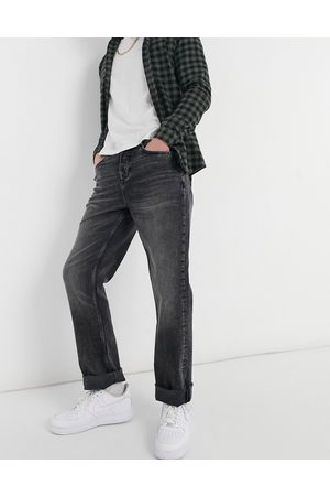 River Island Straight jeans in washed