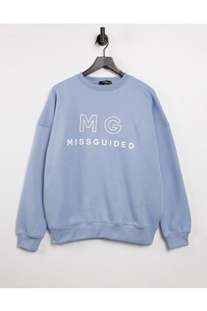 Missguided Sweatshirt with graphic in