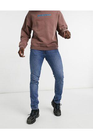 Weekday Friday slim jeans in sea
