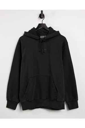 adidas Overdye premium hoodie with embroidered logo in