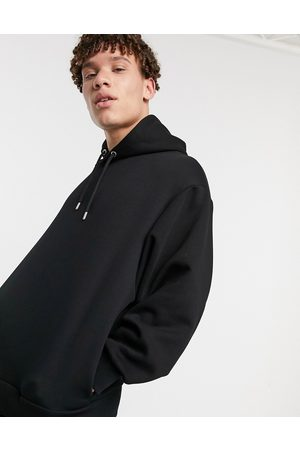 River Island Oversized hoodie in