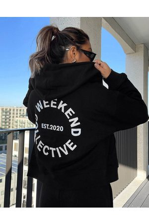 ASOS Oversized boxy hoodie in