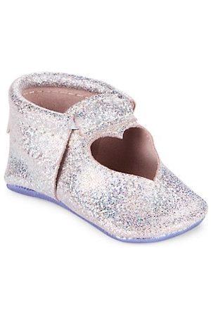 Freshly Picked Baby Girl's Sweetheart Mini Sole Ballet Flats