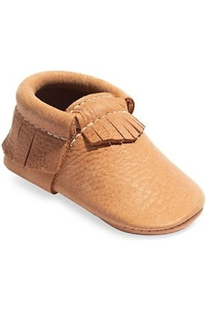 Freshly Picked Loafers - Baby's Zion Classic Leather Moccasins