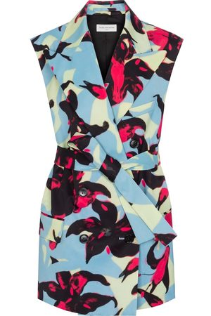 DRIES VAN NOTEN Women Blazers - Floral blazer