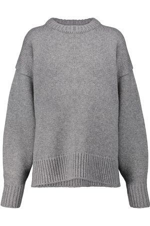 The Row Women Jumpers - Ophelia wool and cashmere sweater