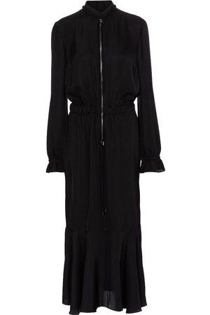 Tom Ford Women Midi Dresses - Zipped midi dress