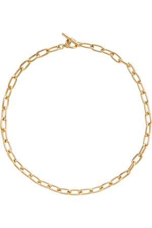 Tilly Sveaas 18kt -plated chain necklace