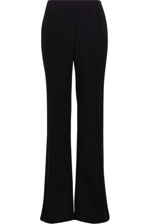 Tom Ford Women Wide Leg Pants - Mid-rise flared pants