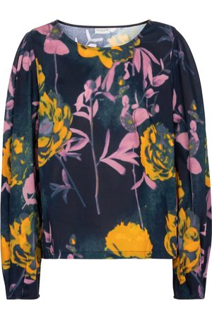 DRIES VAN NOTEN Women Blouses - Floral cotton blouse
