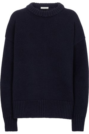 The Row Ophelia wool and cashmere sweater