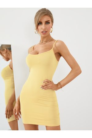 YOINS Cami Bodycon Mini Dress