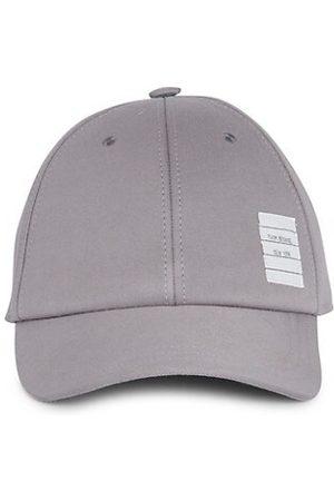 Thom Browne Men Hats - Classic 6-Panel Baseball Hat