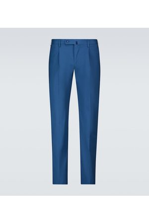 Incotex Men Chinos - Stretch-cotton casual pants