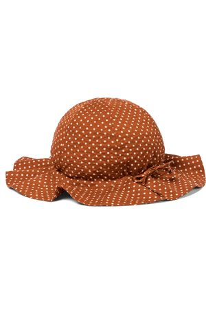 Caramel Girls Hats - Marlin cotton sun hat