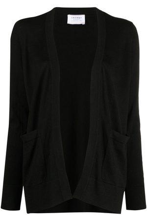 SNOBBY SHEEP Women Cardigans - V-neck silk-cashmere blend cardigan