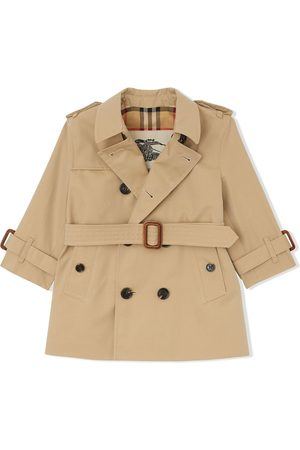 Burberry Girls Trench Coats - Double-breasted trench coat