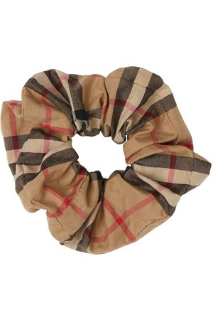 Burberry Vintage Check scrunchie