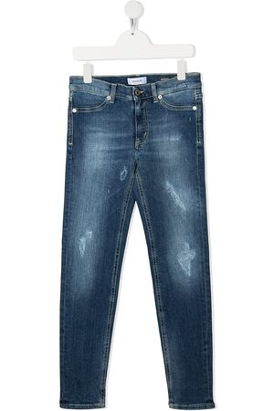 Dondup Slim faded jeans