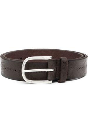 Orciani Buckle leather belt