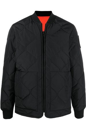 Etudes Reversible quilted bomber jacket