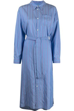 A.P.C. Hanna striped shirt dress