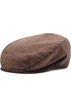 Dolce & Gabbana Corduroy flap cap