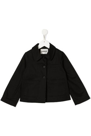 Touriste Girls Blazers - Cotton button-up jacket