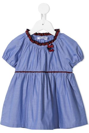 Familiar Girls Blouses - Bow-detail blouse