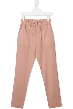 BONPOINT High-rise slim-fit trousers
