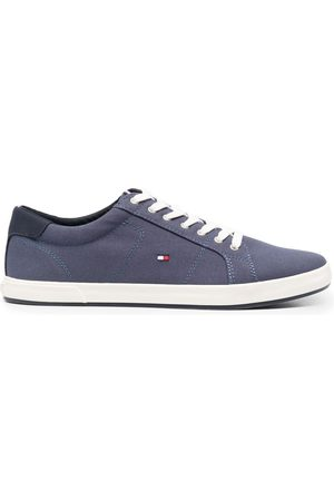 Tommy Hilfiger Embroidered-logo detail sneakers